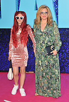"""Tracy-Ann Oberman and her daughter at the """"Everybody's Talking About Jamie"""" world film premiere, Royal Festival Hall, Belvedere Road, on Monday 13th September 2021 in Londomn, England, UK. <br /> CAP/CAN<br /> ©CAN/Capital Pictures"""