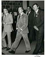 Pierre Trudeau, le 29 septembre 1978<br /> <br /> PHOTO : JJ Raudsepp  - Agence Quebec presse
