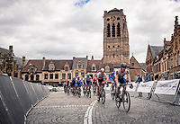 44th AG Driedaagse Brugge-De Panne 2020 (1.UWT)<br /> 1 day race from Brugge to De Panne (203km shortened to 188km due to the windy weather conditions) <br /> <br /> ©kramon