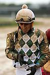 May 25, 2015 Scenes at Churchill Downs on G3 Winning Colors Stakes day. Jockey Rafael Hernandez. ©Mary M. Meek/ESW/CSM