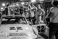 Robert Overby, #22 Porsche 914, Paul Revere 250, Daytona International Speedway, Daytona Beach, Florida, July 4, 1981. (Photo by Brian Cleary/ www.bcpix.com)