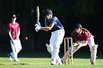Cricket - TSS Twenty20 Tournament