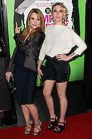 """LOS ANGELES, CA - FEBRUARY 04: Lea Thompson, Madelyn Deutch at the Los Angeles Premiere Of The Weinstein Company's """"Vampire Academy"""" held at Regal Cinemas L.A. Live on February 4, 2014 in Los Angeles, California. (Photo by Xavier Collin/Celebrity Monitor)"""