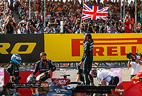 HAMILTON Lewis (gbr), Mercedes AMG F1 GP W12 E Performance, portrait during the Formula 1 Pirelli British Grand Prix 2021, 10th round of the 2021 FIA Formula One World Championship from July 16 to 18, 2021 on the Silverstone Circuit, in Silverstone, United Kingdom -<br /> Formula 1 GP Great Britain Silverstone 18/07/2021<br /> Photo DPPI/Panoramic/Insidefoto <br /> ITALY ONLY