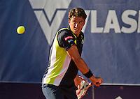 September 03, 2014,Netherlands, Alphen aan den Rijn, TEAN International, Jesse Huta Galung (NED)<br /> Photo: Tennisimages/Henk Koster
