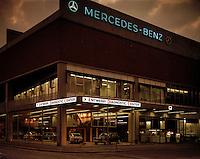 Mercedes-Benz Antwerpen (1969)