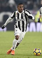 Douglas Costa<br /> Torino 28-02-2018 Allianz Stadium Calcio Coppa Italia Tim Cup Juventus - Atalanta foto Image Sport/Insidefoto