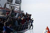 Spectators. Mavericks Surf Contest in Half Moon Bay, California on February 13th, 2010.