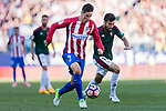 Fernando Torres of Atletico de Madrid in action during the La Liga match between Atletico de Madrid vs Osasuna at the Estadio Vicente Calderon on 15 April 2017 in Madrid, Spain. Photo by Diego Gonzalez Souto / Power Sport Images