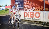 British Champion Ian Field (GBR/Hargroves Cycles)