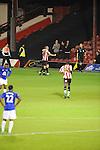 Brentford 1 Everton 1, 21/09/2010. Griffin Park, London. League Cup. Photo by Simon Gill.