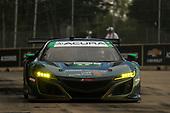 #66 Gradient Racing Acura NSX GT3, GTD: Marc Miller,