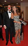 ANTONIO E STEFANIA BALDAN<br /> CIRCUS GALA - FESTA DI COMPLEANNO DI LAURA TESO ALL'ATA HOTEL MILANO 2010
