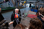 140120: Arrivals to EU-Council meeting on Foreign Affairs