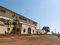 The maximum security Kirinya Main Prison was built in colonial times for 336 inmates but now holds 898 convicts plus 24 on remand.