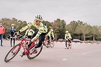 Fumiyuki BEPPU (JAP/Trek-Segafredo)<br /> <br /> Team Trek-Segafredo training camp<br /> Mallorca jan2019<br /> <br /> ©kramon