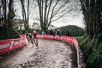 Christophe Laporte (FRA/Cofidis)<br /> <br /> 35th Tro Bro Leon 2018<br /> 1 Day Race: Le Carpont - Lannilis (FRA/203km)
