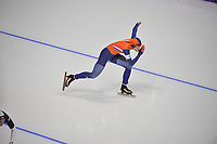 OLYMPIC GAMES: PYEONGCHANG: 14-02-2018, Gangneung Oval, Long Track, 1000m Ladies, Marrit Leenstra (NED), ©photo Martin de Jong