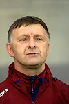 International Friendly match between Wales and Scotland at the new Cardiff City Stadium : Assistant Coach for Scotland Paul Hegarty.