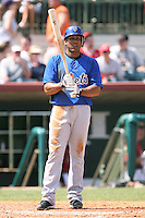 March 16th 2008:  Fernando Tatis of the New York Mets during a Spring Training game at Osceola County Stadium in Kissimmee, FL.  Photo by:  Mike Janes/Four Seam Images