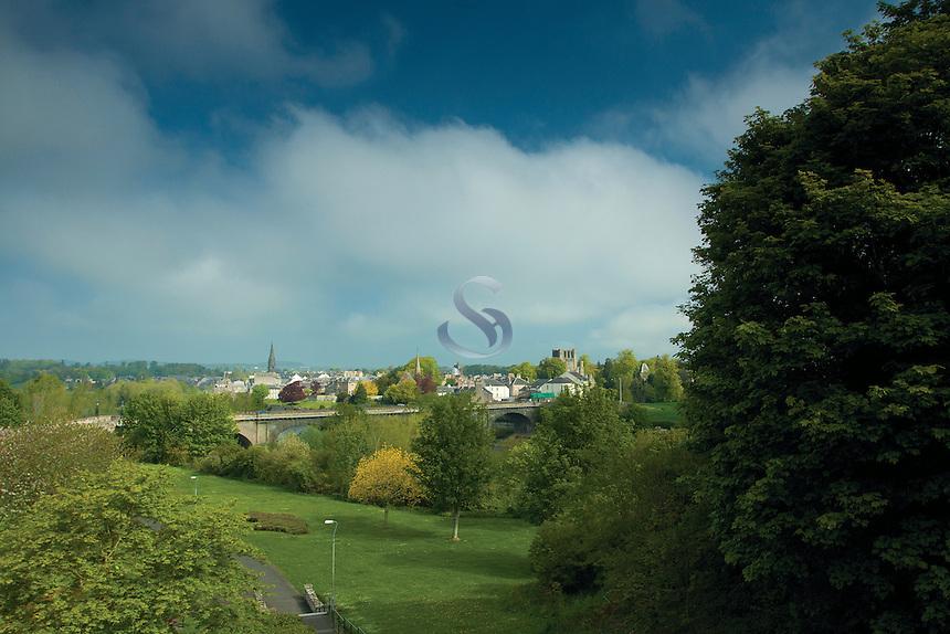 Bridgend Park, Kelso, Scottish Borders