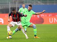 Milano  23-12-2020<br /> Stadio Giuseppe Meazza<br /> Campionato Serie A Tim 2020/21<br /> Milan Lazio<br /> nella foto: Rade Krunic                                                         <br /> Antonio Saia