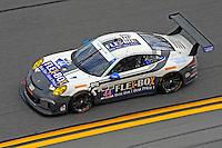 22-25 January, 2015, Daytona Beach, Florida USA<br /> 44, Porsche, 911 GT America, GTD, John Potter, Andy Lally, Marco Seefried, Martin Ragginger<br /> ©2015, F. Peirce Williams