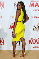 HOLLYWOOD, LOS ANGELES, CA, USA - JUNE 09: Keke Palmer at the Los Angeles Premiere Of Screen Gems' 'Think Like A Man Too' held at the TCL Chinese Theatre on June 9, 2014 in Hollywood, Los Angeles, California, United States. (Photo by David Acosta/Celebrity Monitor)
