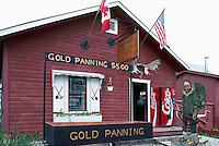 Dawson City, YT, Yukon Territory, Canada - National Historic Site, Store Front