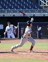 Tyler Stephenson - Glendale Desert Dogs - 2019 Arizona Fall League (Bill Mitchell)