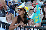 August 2, 2015. Scenes around the track on Haskell Invitational Day, Monmouth Park, Oceanport, NJ. Joan Fairman Kanes/ESW/CSM