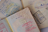 Passaporti. Passports...