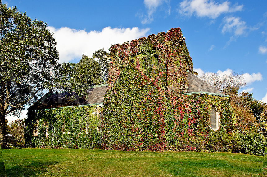 Pomfret School chapel, Pomfret, Connecticut, CT, USA