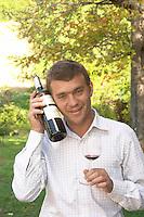 Thibault Despagne. Despagne Vineyards and Chateaux, Bordeaux, France
