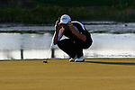 PALM BEACH GARDENS, FL. - David Mathis during Round Three play at the 2009 Honda Classic - PGA National Resort and Spa in Palm Beach Gardens, FL. on March 7, 2009.