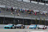 NASCAR XFINITY Series<br /> Pocono Green 250<br /> Pocono Raceway, Long Pond, PA USA<br /> Saturday 10 June 2017<br /> Kyle Benjamin, Hisense Toyota Camry<br /> World Copyright: Matthew T. Thacker<br /> LAT Images<br /> ref: Digital Image 17POC1mt1329