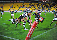 150930 ITM Cup Rugby - Wellington v Hawke's Bay