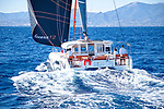 Excess catamaran 12.<br /> Excess world and explore perfectly designed catamarans inspired by racing for cruising pleasure.<br /> The construction of CNB yachts is based on the incorporation of all the know-how within their boatbuilding yard located in Bordeaux on an outstanding site. From design to launch, the teams work with a constant concern for a job well done. Whether it is a sailing yacht or a motor-yacht, a one-off or a semi-custom, they adopt only seaworthy, durable and functional solutions. Elegance then results from the sum of a multitude of details. Sometimes imperceptible individually, their amalgamation forms a coherent and harmonious whole. They make CNB yacht builders a unique provenance.
