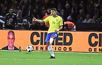Thiago Silva (Brasilien Brasilia) - 27.03.2018: Deutschland vs. Brasilien, Olympiastadion Berlin
