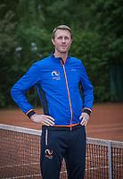 May18, 2017, Netherlands, Almere, Centerpoint Tennis Center, New Sjeng Schalken Tennis outfits for KNLTB staff, <br /> Photo: Tennisimages/Henk Koster