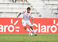 Roberto Chen. Panama defeated Jamaica, 1-0, during the third place game of the CONCACAF Men's Under 17 Championship at Catherine Hall Stadium in Montego Bay, Jamaica.