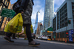 New York to become the 2nd state in U.S. to ban single-use plastic bags