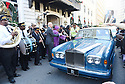 Musicans pay tribute to Allen Toussaint at a  Memorial at the Orpheum Theater