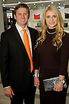 Bill Gutknecht and chair Christine Falgout at the Saks Fifth Avenue Key to the Cure Wednesday Oct. 26,2016.(Dave Rossman photo)