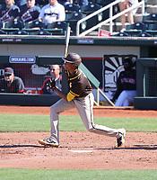 CJ Abrams  - San Diego Padres 2021 spring training (Bill Mitchell)