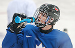 Ben Delaney, Sochi 2014 - Para Ice Hockey // Para-hockey sur glace.<br />