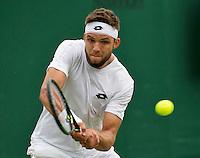 London, England, 28 june, 2016, Tennis, Wimbledon,  Jiri Veseley CZE)<br /> Photo: Henk Koster/tennisimages.com