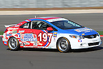 Corey Fergus (197) in action during the Continental Tire Challenge race at the Circuit of the Americas race track in Austin,Texas...