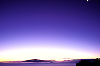 Mauna Kea from Hualalai