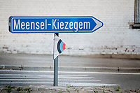 Eddy Merckxroute passing through the legends' birthtown of Meensel-Kiezegem <br /> <br /> Cycling in Flanders (BEL)<br /> cycling hotspots in Brabant<br /> <br /> ©kramon